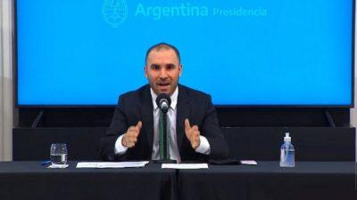 Martín Guzmán dijo que Argentina se «está recuperando más rápido que otros países de la región»