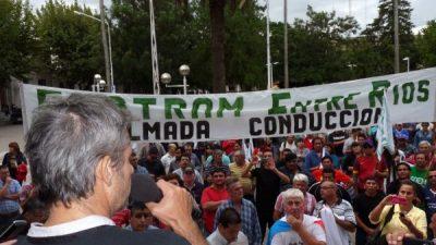 Municipales entrerrianos se declaran en alerta y movilización