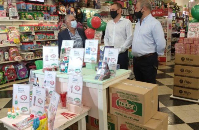 Presentaron en Rosario la extensión de Billetera Santa Fe en compras para el regreso a clases