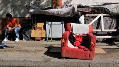 La canasta de pobreza pesa cada vez más