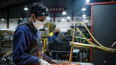 El empleo joven fue el más golpeado por la pandemia