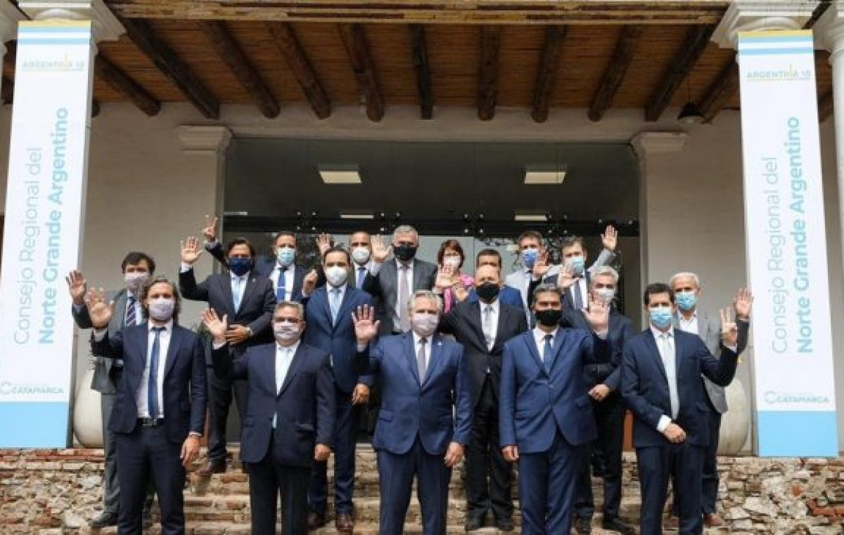 Capitanich: «un paso importante para el progreso de nuestra región»