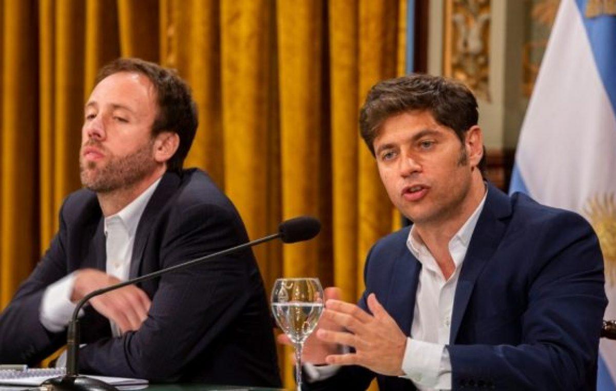 Deuda: Kicillof negocia y los bonistas patean la mesa