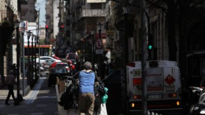 Ciudad marcada por la desigualdad