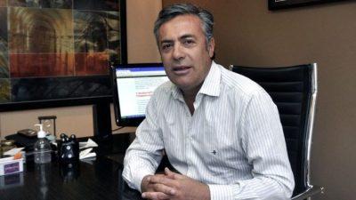 Cornejo sigue soñando con la secesión de Mendoza