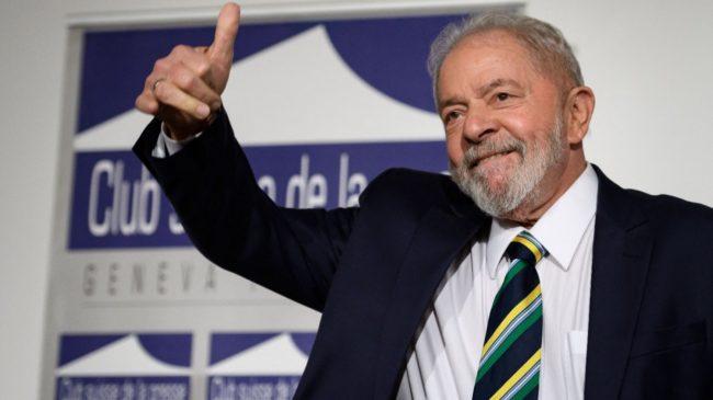 Anulan las condenas contra Lula y está habilitado para enfrentar a Bolsonaro en 2022