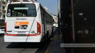 El Municipio de Bariloche aportó otros once millones de pesos a Mi Bus para «garantizar el servicio»
