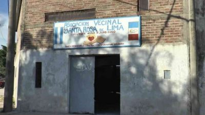 Santa Fe: Por la falta de ingresos, cierra el comedor comunitario de Santa Rosa de Lima