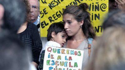 Piden a Larreta que declare la «emergencia de vacantes» en escuelas públicas