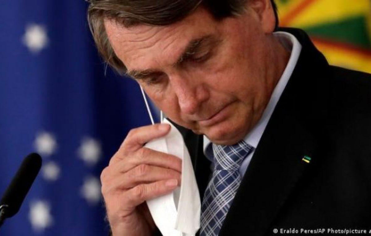 Bolsonaro se queda sin el apoyo de las élites que lo llevaron al poder