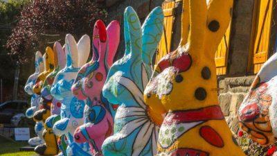 Bariloche: Fiesta Nacional del chocolate en Semana Santa