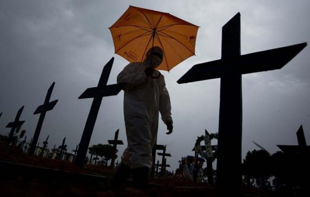 San Pablo anuncia un cierre casi total por dos semanas y Paraná, su colapso hospitalario