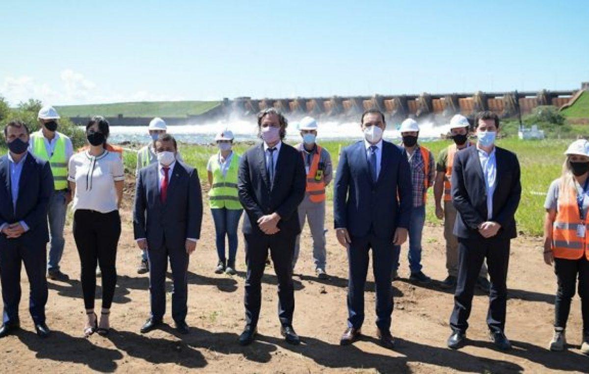 Yacyretá: comenzó la construcción de la central hidroeléctrica más grande de la región