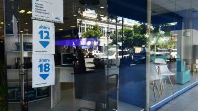 San Francisco: el 80% de las compras se hicieron con Ahora 12