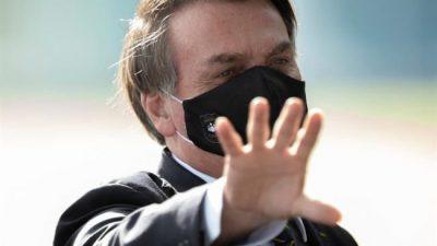 Brasil: pura agonía