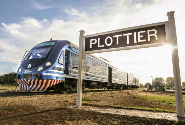 Después de 29 años volvió el tren entre Cipolletti y Plottier