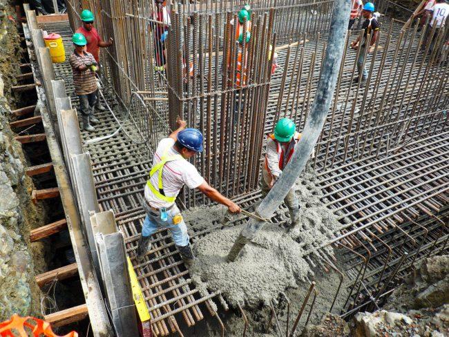 Construcción: un año para el olvido