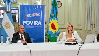 Verónica Magario: «Tenemos un gran sentido solidario de integración y federalismo»