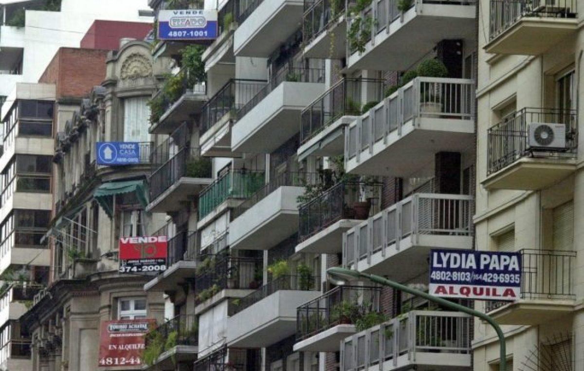 Alquilar en la Ciudad de Buenos Aires, un problema