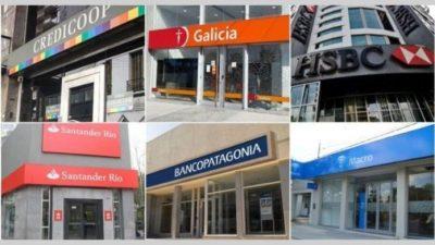 En seis meses de pandemia cerró más de una sucursal bancaria por día