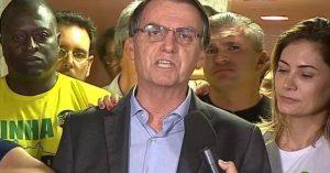 Discurso de Bolsonaro contra las cuarentenas en lo peor de la pandemia en Brasil
