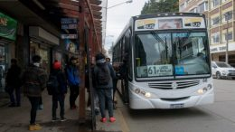 El municipio de Bariloche aumenta el subsidio a Mi Bus con 18.000 litros de gasoil por semana