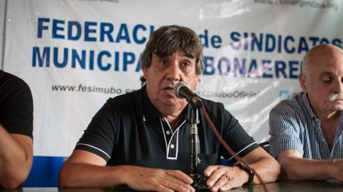 Municipales bonaerenses celebran media sanción de Ganancias y reclaman teletrabajo para el sector