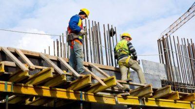 Katopodis: «Se recuperó el nivel de empleo en la construcción y trabajan 300.000 personas»