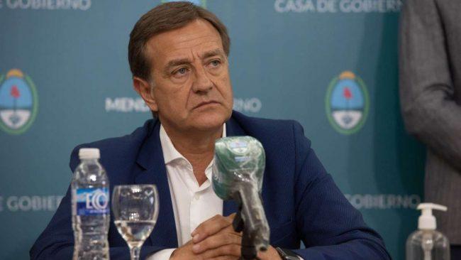 El gobernador quiere una independencia de Mendoza similar a la de los Países Bajos