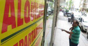 Inquilinos de Rosario piden el alquiler «social» y un trato diferenciado de los dueños