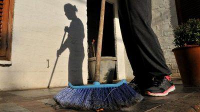 Trabajo doméstico, ante el deterioro laboral y salarial