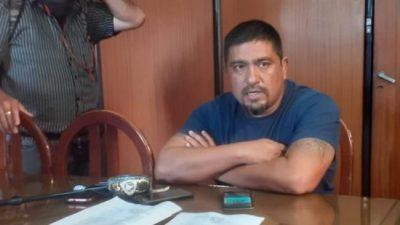 Walter Arévalo, Catamarca: «Nosotros rechazamos las tres cuotas»