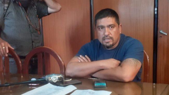 """Walter Arévalo, Catamarca: """"Nosotros rechazamos las tres cuotas"""""""
