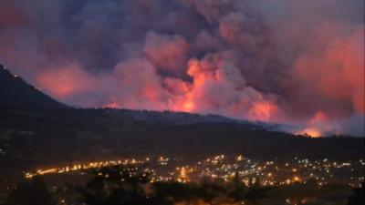 El Gobierno presentará una denuncia penal por los incendios en Río Negro y Chubut