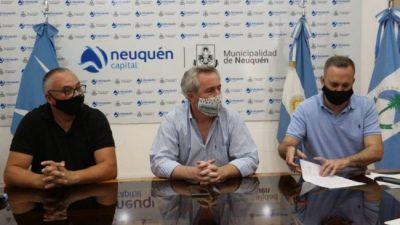La Municipalidad de Neuquén acordó un aumento salarial con Si.Tra.Mu.Ne