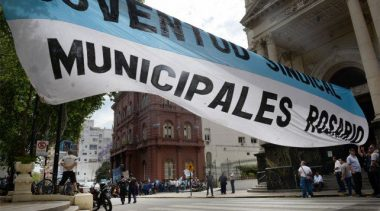 Paritaria municipal santafesina: expectativa de los trabajadores por el inminente anuncio de un aumento