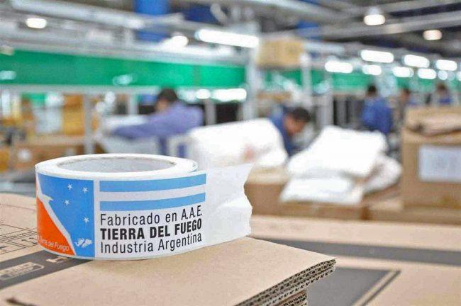 El empleo industrial fueguino creció un 22% durante 2020, pese a la pandemia