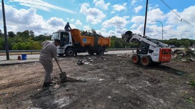Basurales: en febrero se recolectaron 14.192 toneladas de residuos en Córdoba