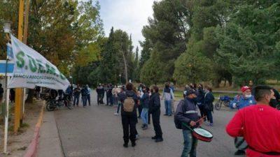 Centenario: municipales reclaman una nueva propuesta salarial