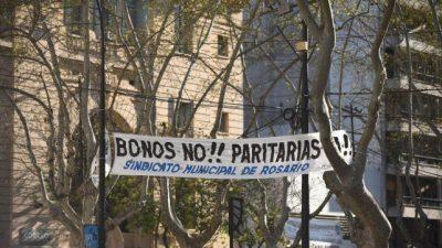 Los municipales santafesinos retoman la paritaria y esperan una propuesta superadora
