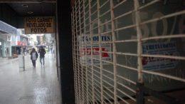 En un año de pandemia, 255 comercios de Santa Fe cerraron o se mudaron