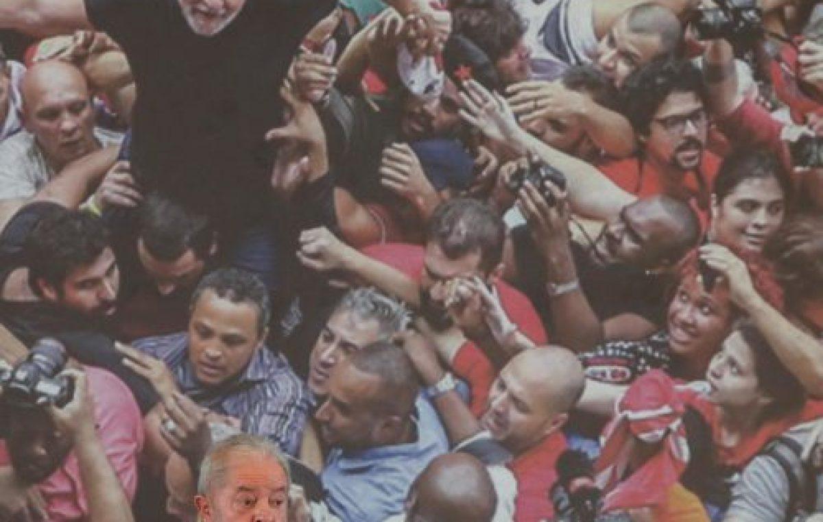Lula de vuelta al ruedo