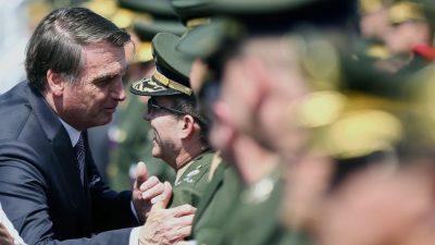 Brasil: Los militares en un callejón sin salida