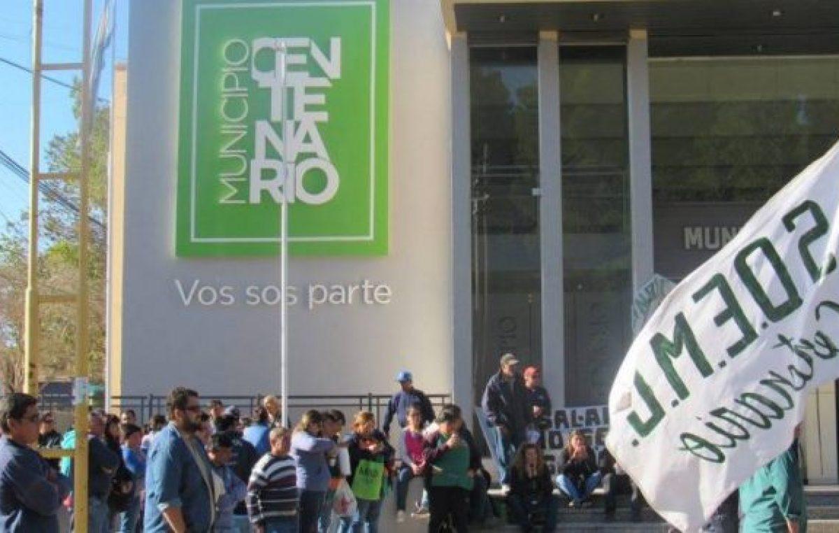El conflicto municipal de Centenario vuelve a mediación