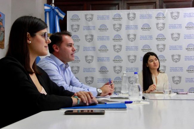 Reunión entre Nación y Municipalidad para reactivar la economía de Ushuaia