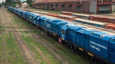 Más inversión en la red ferroviaria