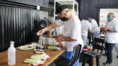Santa Fe: En la planta de residuos eléctricos apuntan a reciclar 50.000 kg en un año