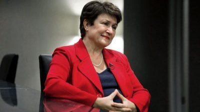 Georgieva: «Estamos comprometidos de manera muy constructiva con la Argentina»