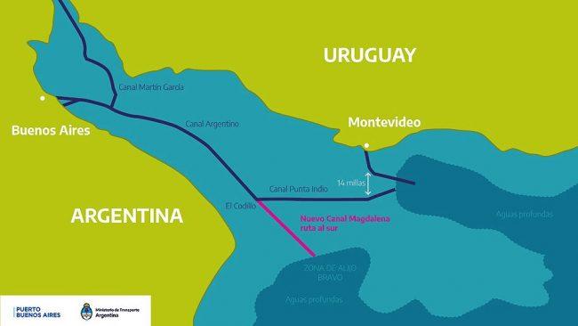 Convocan a una audiencia pública para analizar el proyecto del Canal Magdalena
