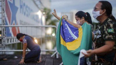 Brasil: El nuevo canciller prometió urgencia en la «diplomacia de la salud» por la pandemia